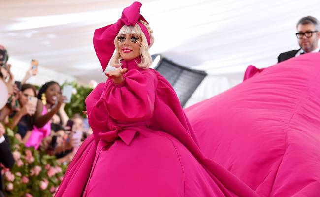 Stunning Red Carpet Performance By Lady Gaga and Billy Porter In Met Gala Event 2019