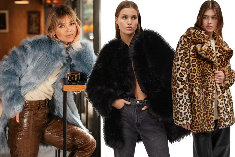 The Must Have Winter Faux Fur Coats In 2020