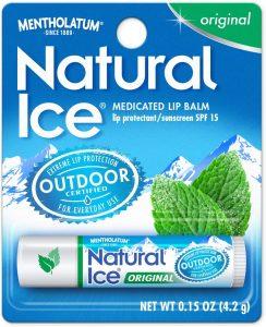 Natural Ice SPF 15 Lip Balm