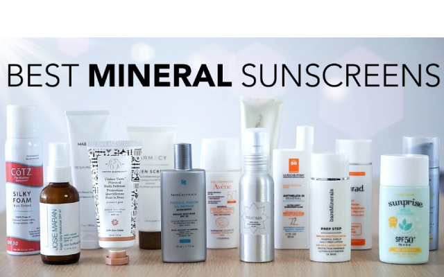 The 10 Best Mineral Sunscreens From All Type Of Skins