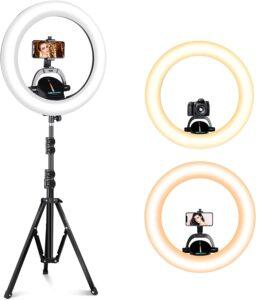 UBeesize Ring Light Kit
